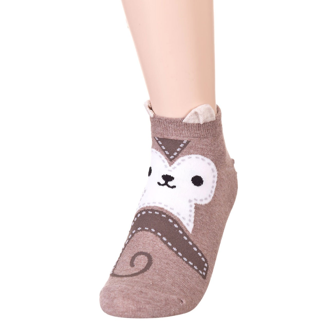 Tail Animal Socks 2