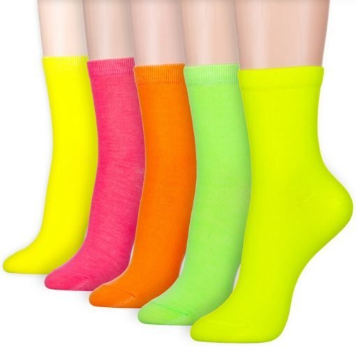 neo color basic socks